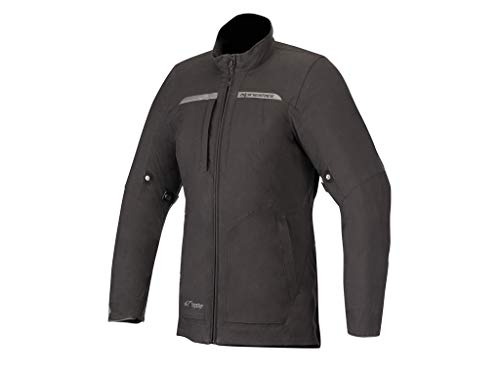 Alpinestars - Motorradjacken Deauville Drystar Womens Jacket Black - XL -