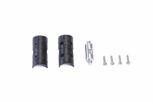 Graupner 4477.01  - Balancela con Eje de transmisin de Aluminio para Cabeza de Rotor Importado de Alemania