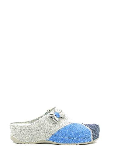 Grunland CI1089 Pantofola Donna Verde 36