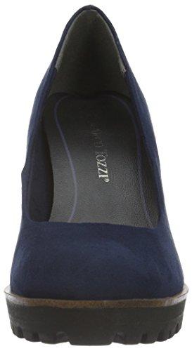 Marco Tozzi 22424, Scarpe con Tacco Donna Blu (NAVY 805)