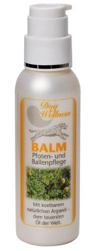 PHARMAKAs DOG-WELLNESS Pfoten- und Ballenpflege Balm 100 ml (Balsam Pfote Hund)