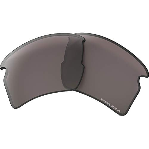 Oakley 101-108-012 Prizm Grau Repl Objektiv Flak Jacket 2.0 Xl Sonnenbrillen Objektive