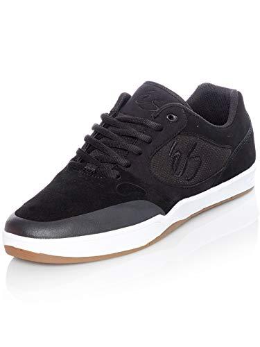 ES Herren Swift 1.5 Skate-Schuh, Schwarz - schwarz/weiß - Größe: 45 EU M