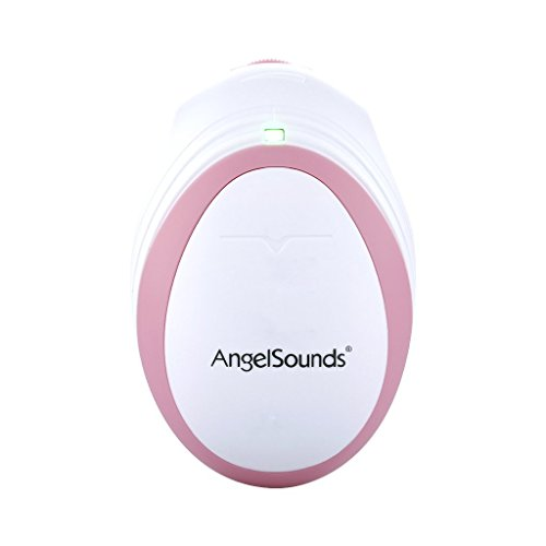 Angelsounds JPD-100S Dispositif pour écouter les battements du cœur du bébé Moniteur fœtal Contrôle à ultrasons BABY MONOTOR