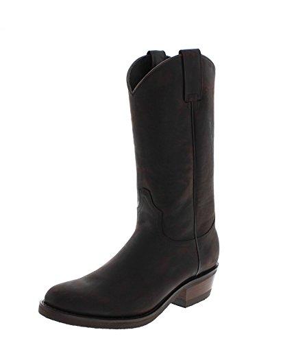 Sendra Boots 5588 Hugo Cafe Stivali Western Per Uomo Marrone Stivali Da  Cowboy Cafe 1910a8a2be3