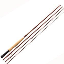 snowbee-classic-fliegenrute-4-teilig-kinder-herren-length-9-line-wt-5-6-half-wells-handle