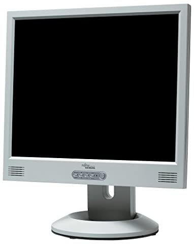 Fujitsu P19-1 48,3 cm (19 Zoll) TFT-Monitor weiss/beige (integr. Lautsprecher, DVI)