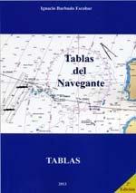 Tablas del navegante por Ignacio Barbudo Escobar