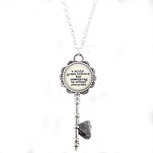 qws Halskette mit Bibelzitat