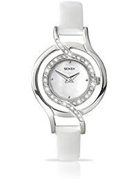 Seksy Damen-Armbanduhr Analog Quarz 4523.37