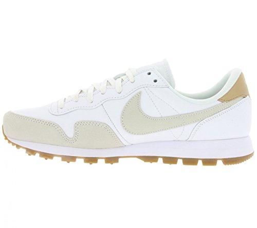 Nike 844752-100, Chaussures de Sport Homme Blanc