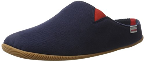 Giesswein Herren PERKAM Pantoffeln, Blau (548/Dk.Blau), 44 EU