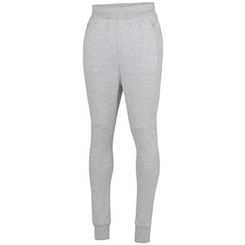 Dropped crotch jog pants Heather Grey M Pantalone Tuta Uomo