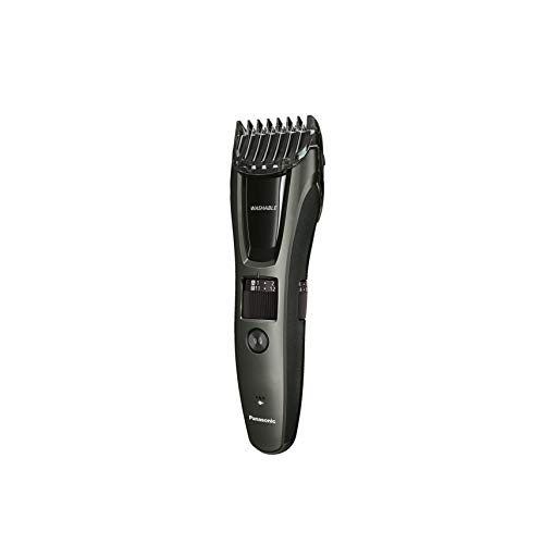 Panasonic er-gb60 regolabarba e tagliacapelli, lavabile, nero