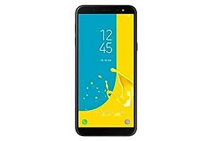 Samsung SM-J600F Galaxy J6 Smartphone, 8 MP Kamera, 5.6 Zoll, 32 GB Schwarz