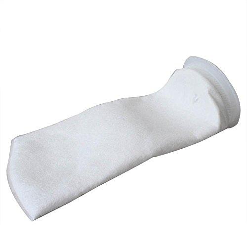 cloudwhisper 200Micron Fische Aquarium Marine Ölwanne Filz Pre Filter Socke Tasche (Pre-filter Tasche)