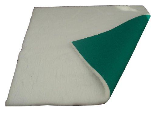 "48"" x 48"" (1200mm x 1200mm) pre cut pet fleece bed vett bedding for a petnap whelping box 1"