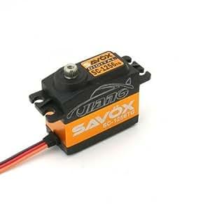 SERVO haute qualité SAVOX SC- 1256TG 0.15s 20KG alliage de titane vitesse numérique