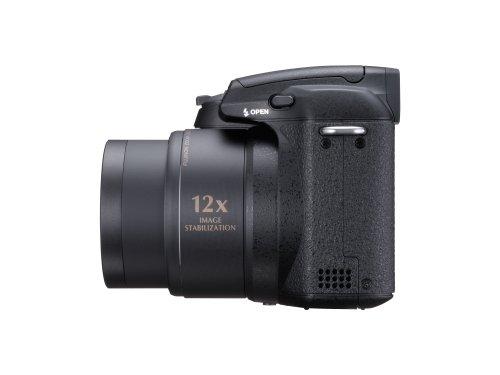 "Fujifilm FinePix S1500 Digitalkamera (10 Megapixel, 12fach opt. Zoom, 2.7"" Display, Bildstabilisator) schwarz - 5"