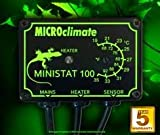 MicroClimate Ministat 100 Reptile Vivarium Thermostat Snakes Bearded Dragons