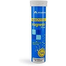 Arko Arkovital Magnesio 375mg, 14 comprimidos efervescentes