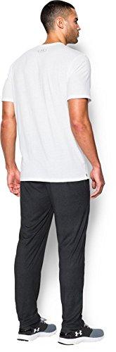 Under Armour Herren Fitness Tech Pants Black (001)