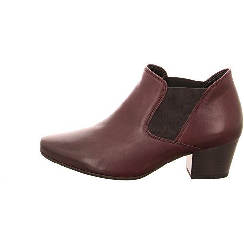 Gabor 3653268, Stivali donna Rosso (Bordo)