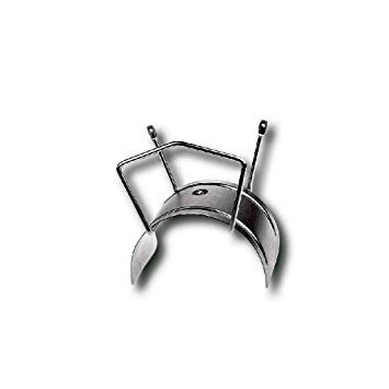 Alba Kraft 13077 alba-midi-inox pour tuyau d'arrosage – Argent