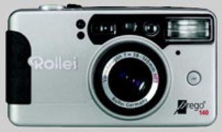 Rollei Prego 140 Sucherkamera 135 mm Kamera -