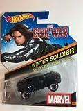 Hot Wheels Marvel Civil War Winter Soldi...