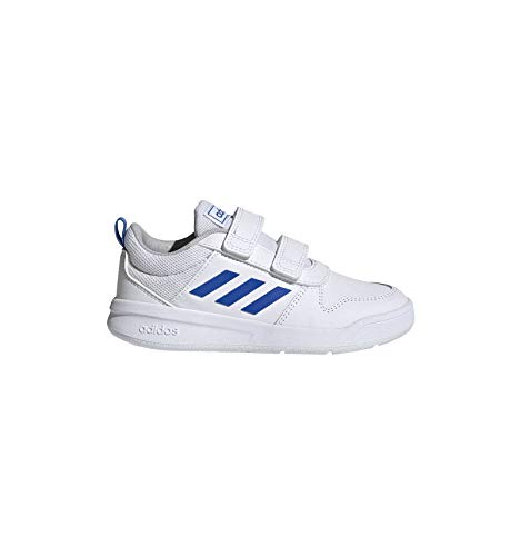 Adidas - Zapatilla Deporte Blanca Marino niños tensaur - Blanco, 35