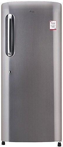 LG 235 L 4 Star Direct-Cool Single Door Refrigerator (GL-B241APZX.DPZZEBN,...
