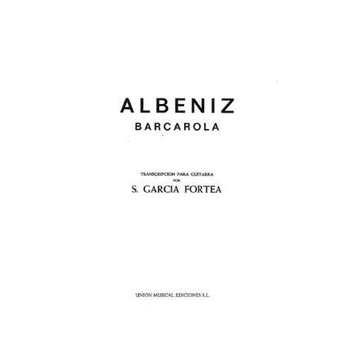 BARCAROLA   GUITAR   BOOK