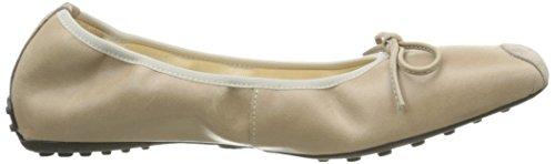 ELIZABETH STUART Damen Lacq 304 Ballerinas Beige - Beige (Fango)