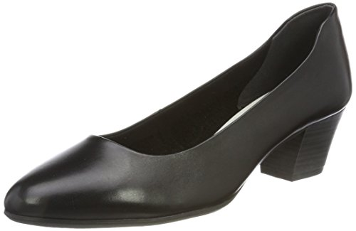 Tamaris Damen 22302 Pumps, schwarz, 39 EU