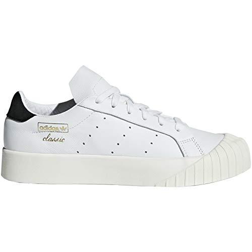 Adidas Everyn W, Zapatillas de Deporte para Mujer, (Blanco 000), 42 EU