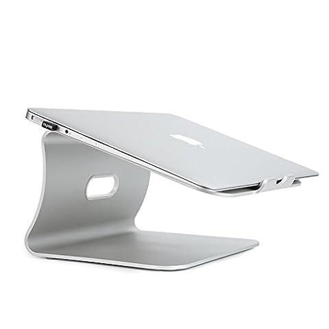 Spinido Support de radiateur pour ordinateur portable exquisite aluminium compatible avec Apple Macbook et tous les ordinateurs portables