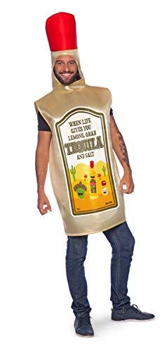 Folat 21989 Tequila-Kostüm für Erwachsene, Herren, - Tequila Kostüm