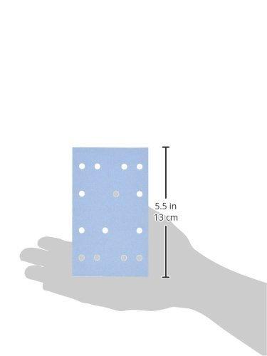 Festool 492850 80 x 133 mm, grano 80, 50 unidades Banda de lija