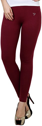 TWIN BIRDS Women\'s Cotton Regular Fit Churidar Legging