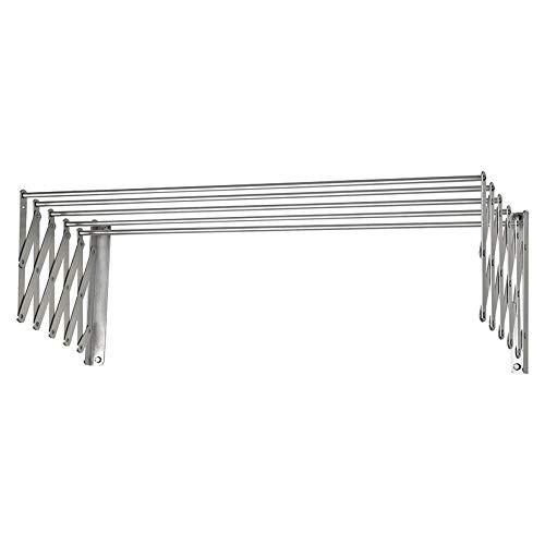 Habitex Tendedero Extensible Aluminio 180 cm.