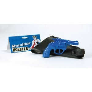 Gangster Schulter Holster & Pistole