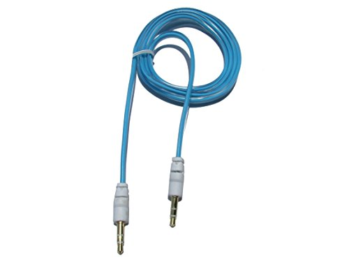 Flashmob Jelly Flat Aux Cable