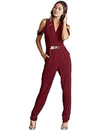 e520de7eec0 Amazon.co.uk  Mela - Jumpsuits   Playsuits   Women  Clothing