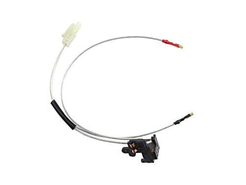 Unbekannt ASG Ultimate Switch + Rückenkabel für Gearbox Version II Erwachsene, Unisex, Einheitsgröße (Bullseye Kostüm)