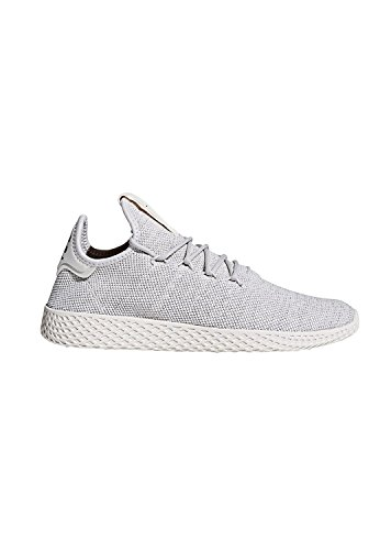 adidas Pharrell Williams Tennis hu Herren Sneaker Grau (Tennis Herren Schuhe Adidas)