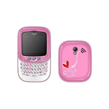 TEL.CELL. ANYCOOL CHERY PINK SWEET YEARS DUAL SIM TASTIERA QWERTY-SLIDE