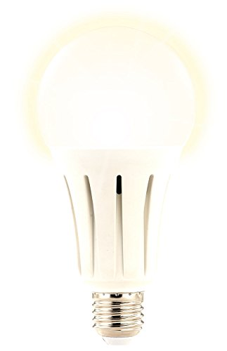 Luminea Birnen: High-Power-LED-Lampe E27, 24 Watt, 2.250 Lumen, warmwei