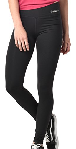 Bench Damen Baddah AC Leggings, Black, M