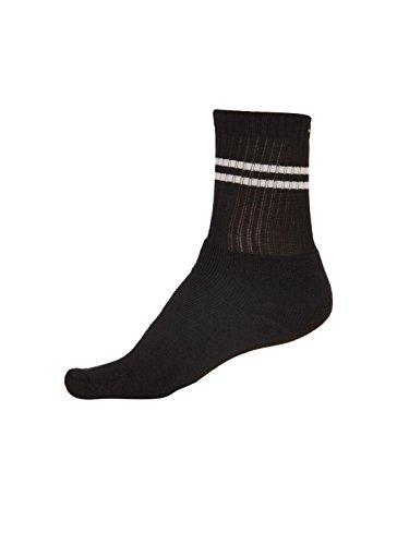 Jockey Men's Socks (8901326035559_7035-0110-CHAML Charcoal melFREE SIZE)